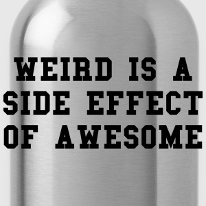 Weird Awesome  Sweat-shirts - Gourde