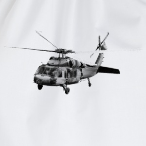 helicopter UH-60 Shirts - Drawstring Bag