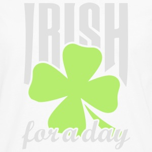 Irish for a day Tee shirts - T-shirt manches longues Premium Homme