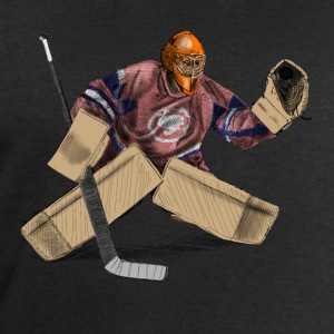 hockey goalkeeper T-Shirts - Men's Sweatshirt by Stanley & Stella