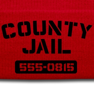County Jail T-Shirts - Wintermütze