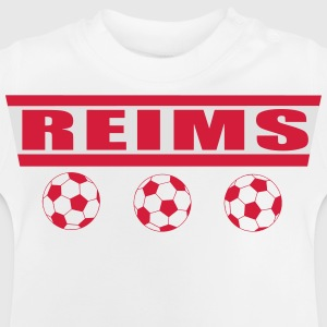Reims football 2 Tee shirts - T-shirt Bébé