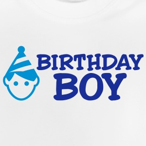 Birthday Boy Tröjor - Baby-T-shirt