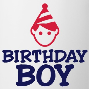Birthday Boy Tee shirts - Tasse