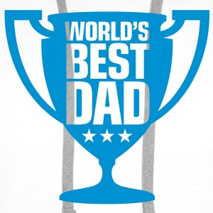 Best Father of the World Sports wear - Men's Premium Hoodie