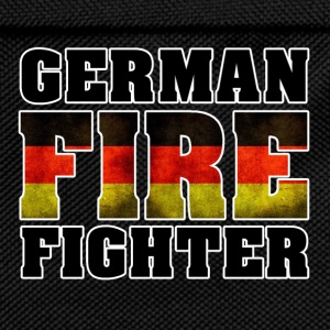 German Fire Fighter Shirt - Kinder Rucksack