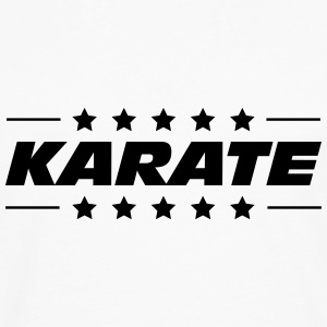 Karate / Karateka / Sport / fight / fighter Camisetas - Camiseta de manga larga premium hombre