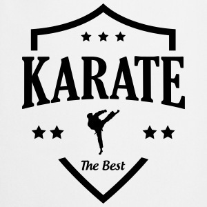 Karate / Karateka / Sport / Martial Art / Fighter Tee shirts - Tablier de cuisine