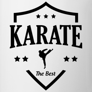 Karate / Karateka / Sport / Martial Art / Fighter Tee shirts - Tasse
