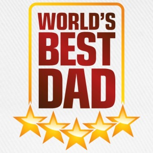 Best Father of the World Mugs & Drinkware - Baseball Cap