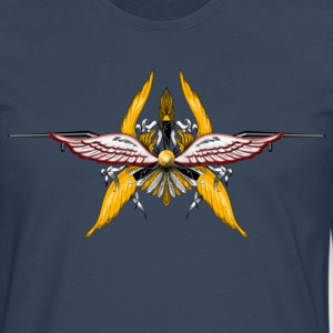 Aviator T-Shirts - Men's Premium Longsleeve Shirt