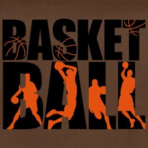 basketball 4_2c T-shirts - Axelväska
