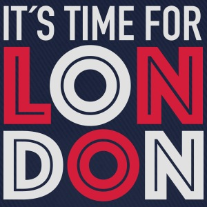 London T-Shirts - Baseballkappe