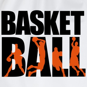 basketball 3_2c T-shirts - Gymtas