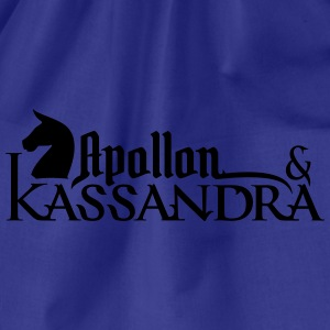Apollon & Kassandra - Turnbeutel