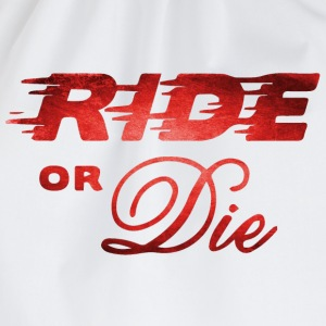Ride or die speed 3 Tee shirts - Sac de sport léger