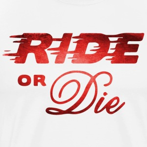 Ride or die speed 3 Manches longues - T-shirt Premium Homme