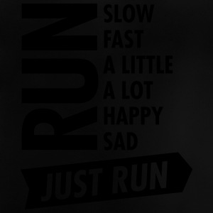 Just Run T-shirts - Baby T-shirt