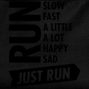 Just Run T-Shirts - Kids' Backpack