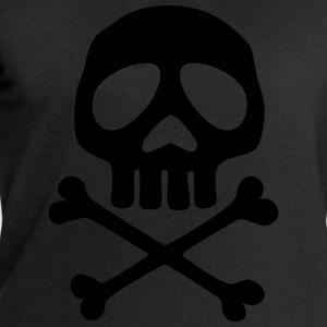 Skull and crossbones, pirate, anime, space captain Tee shirts - Sweat-shirt Homme Stanley & Stella