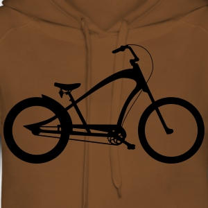 Chopper bike T-Shirts - Women's Premium Hoodie