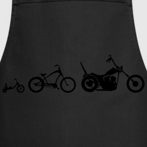 Chopper Bike Evolution Shirt - Kochschürze