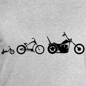Chopper Bike Evolution Shirt - Männer Sweatshirt von Stanley & Stella