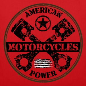 american motorcycles power 03 Sweat-shirts - Tote Bag
