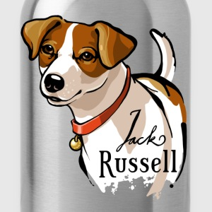 Jack Russell T-Shirts - Trinkflasche