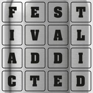 FESTIVAL ADDICTED - Trinkflasche