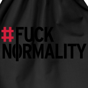 Fuck Normality - Turnbeutel
