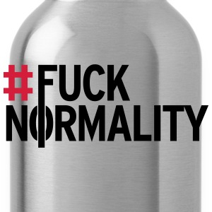 Fuck Normality - Trinkflasche