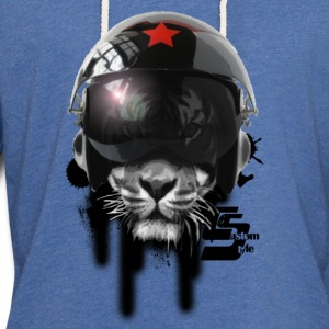 Russian Tiger by CustomStyle - Sweat-shirt à capuche léger unisexe