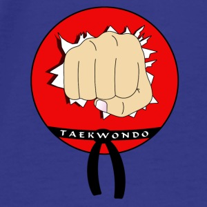 Tae kwon do - Männer Premium T-Shirt
