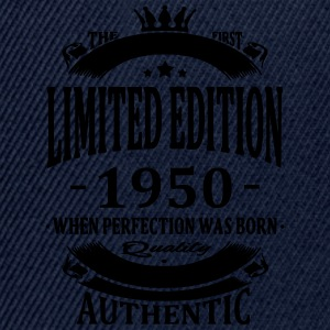 Limited Edition 1950 Tee shirts - Casquette snapback