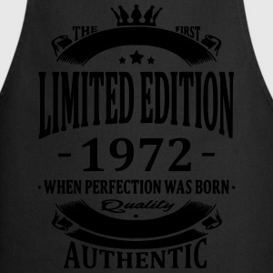 Limited Edition 1972 Camisetas - Delantal de cocina