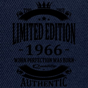 Limited Edition 1966 Tee shirts - Casquette snapback
