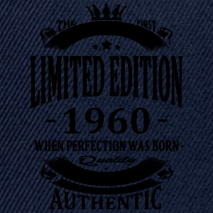 Limited Edition 1960 T-shirts - Snapback cap