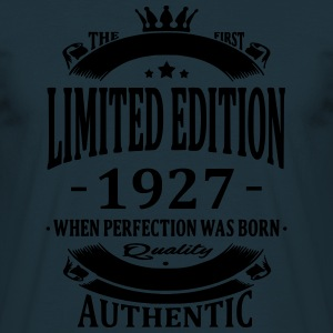 Limited Edition 1927 Hoodies & Sweatshirts - Men's T-Shirt