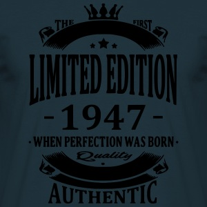Limited Edition 1947 Pullover & Hoodies - Männer T-Shirt