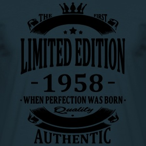 Limited Edition 1958 Hoodies & Sweatshirts - Men's T-Shirt