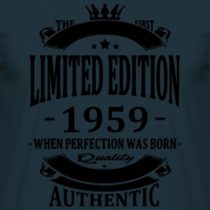 Limited Edition 1959 Pullover & Hoodies - Männer T-Shirt