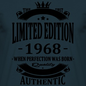Limited Edition 1968 Hoodies & Sweatshirts - Men's T-Shirt