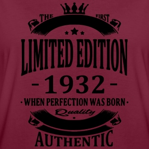 Limited Edition 1932 Pullover & Hoodies - Frauen Oversize T-Shirt