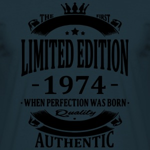 Limited Edition 1974 Hoodies & Sweatshirts - Men's T-Shirt