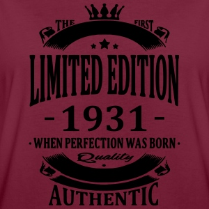 Limited Edition 1931 Pullover & Hoodies - Frauen Oversize T-Shirt