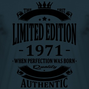 Limited Edition 1971 Sweatshirts - Herre-T-shirt