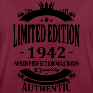Limited Edition 1942 Pullover & Hoodies - Frauen Oversize T-Shirt