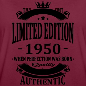 Limited Edition 1950 Pullover & Hoodies - Frauen Oversize T-Shirt