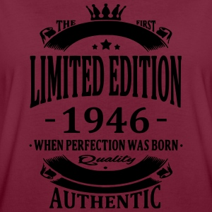 Limited Edition 1946 Sweaters - Vrouwen oversize T-shirt
